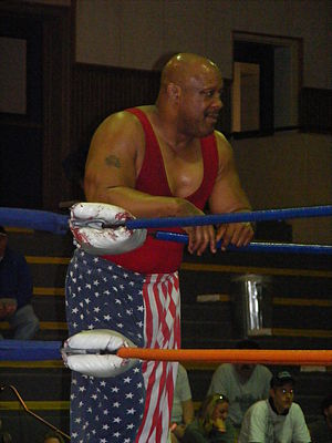 IWCCW Heavyweight Championship - Tony Atlas the longest reigning IWCCW Heavyweight Champion.