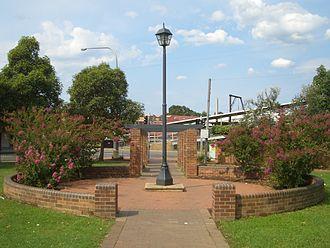 Toongabbie - Portico Park