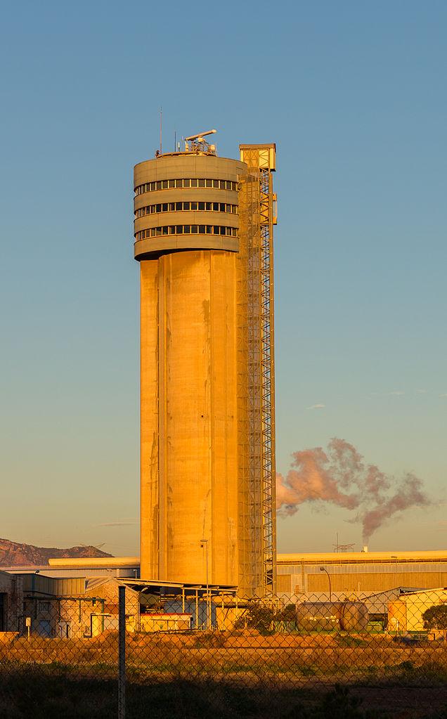 File torre de la estaci n depuradora puerto de sagunto espa a 2015 01 04 dd 89 jpg - Puerto de la torre ...