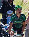 Tour de France 2012, voeckler op de Peyresourde (14869881745).jpg