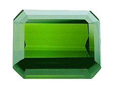 Tourmaline, one of two October birthstones