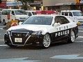 Toyota CROWN ATHLETE (S210) Osaka Prefectural Police Automobile.jpg