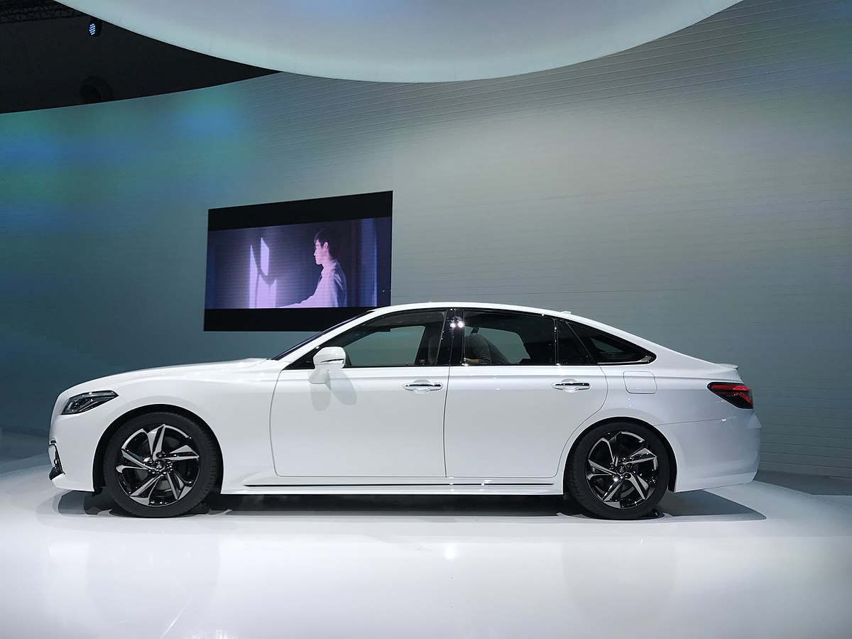 Honda And Acura >> Toyota Crown — Вікіпедія
