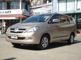 Toyota Innova Used Car Price
