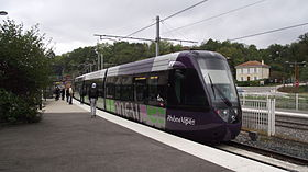 Image illustrative de l'article Tram-train de l'Ouest lyonnais