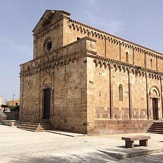 Sulcis - Tratalias cathedral