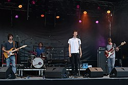 AnnenMayKantereit beim Traumzeit-Festival 2014