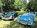 Triumph TR3 and TR6.jpg