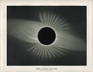 Trouvelot - Total eclipse of the sun - 1878.jpg