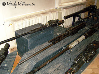 Berezin B-20 Type of Autocannon