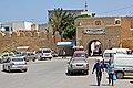 Tunisia-3190 - Bab El Gharbi Gate - Monastir (7916968032).jpg