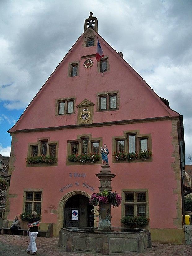 Monument historique à Turckheim