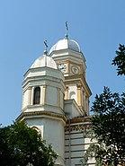Turnul cu ceas - Corabia Saint Trinity Cathedral