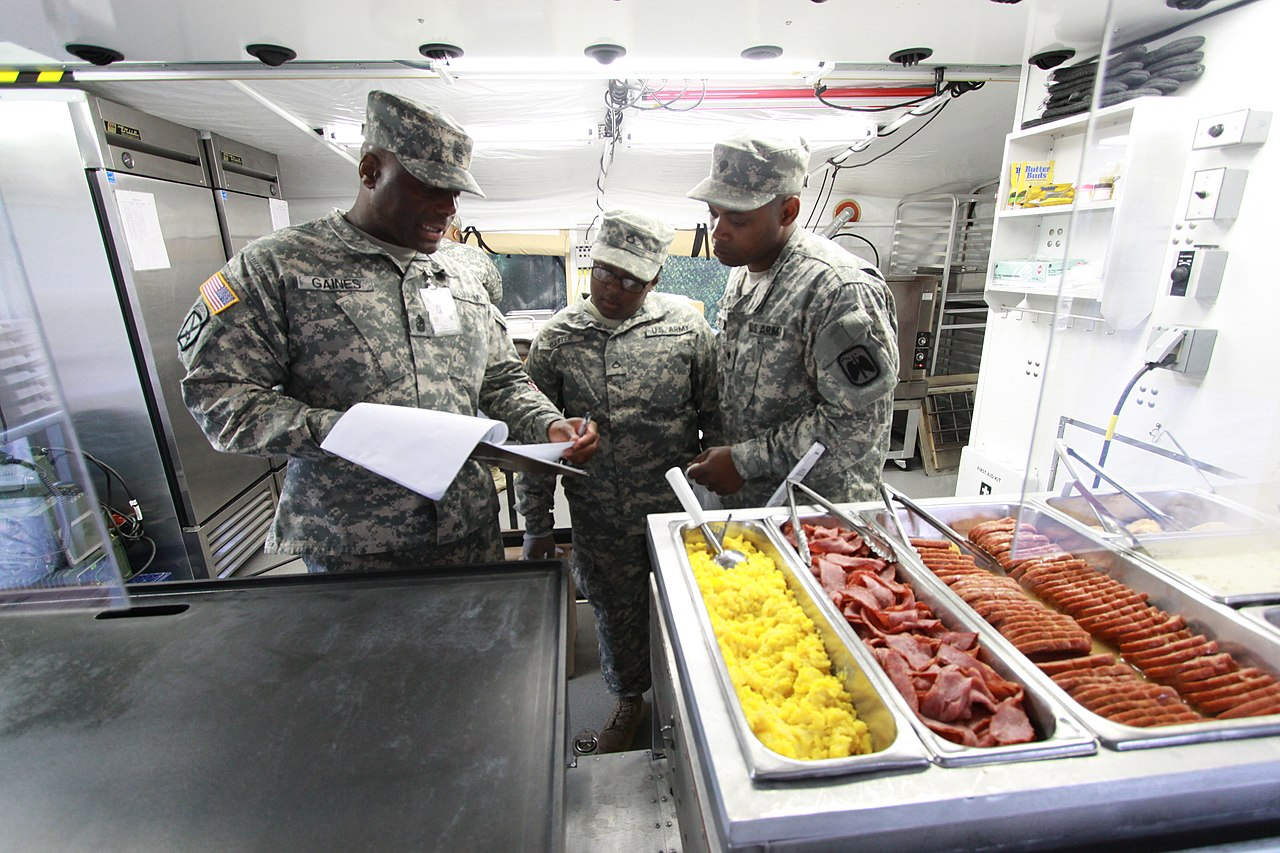 Military Food Service Brokers