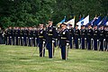 "U.S. Soldiers with the 3rd Infantry Regiment ""Old Guard"" participate in an Army full honors ceremony for Commander-in-Chief of the Royal Thai Army Gen. Prayuth Chan-ocha at Whipple Field at Joint Base 130606-A-AO884-068.jpg"
