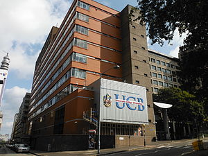 University College Birmingham - UCB, Birmingham, September 2014