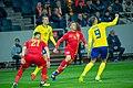 UEFA EURO qualifiers Sweden vs Romaina 20190323 31.jpg