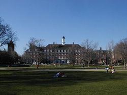 Campus de la Universidad de Illinois en Urbana-Champaign.
