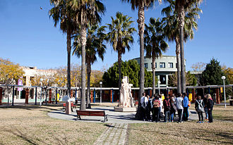 Miguel Hernández University of Elche - Campus of Orihuela, UMH.