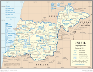 English: United Nations Interim Force in Leban...