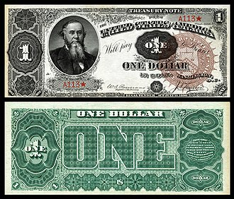Treasury Note (1890–91) - Image: US $1 TN 1890 Fr 347