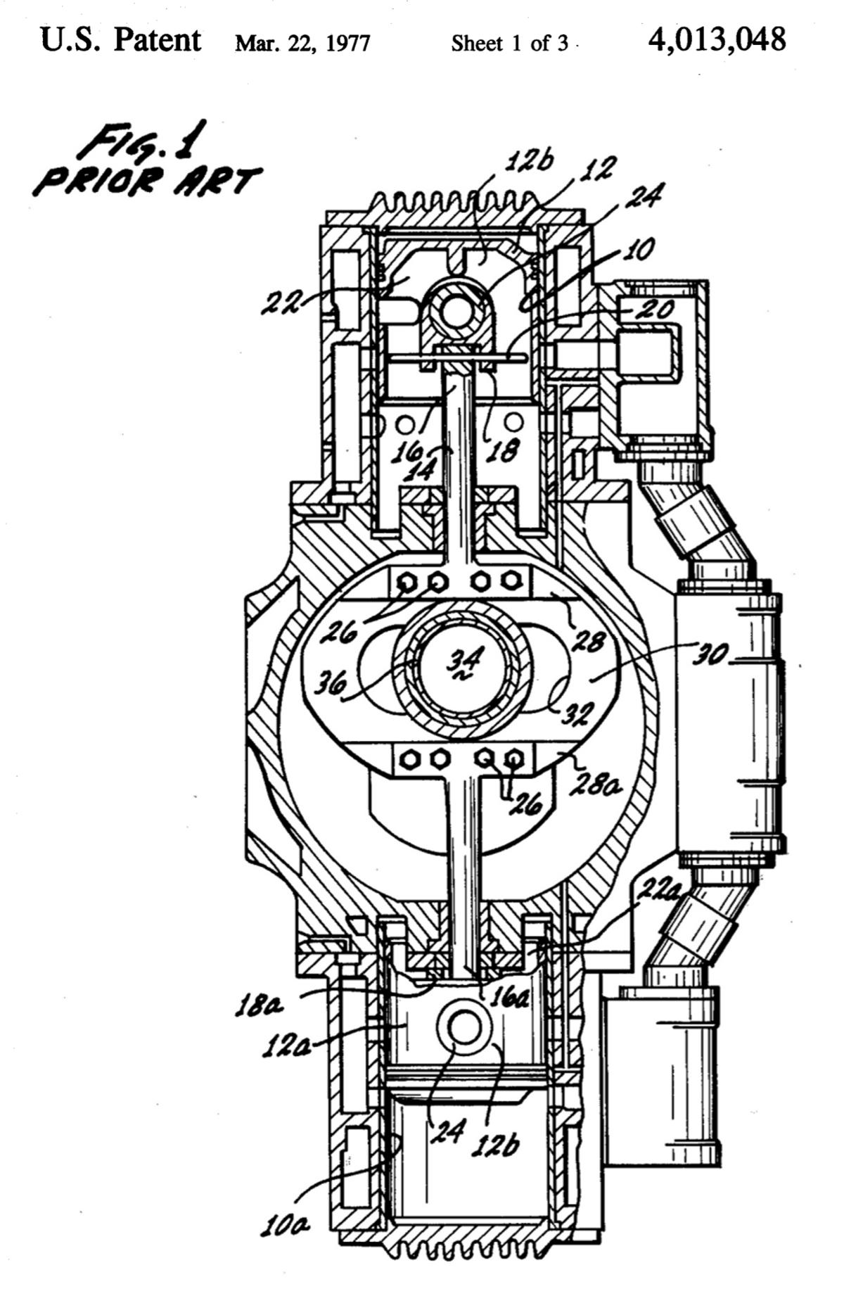 motore bourke
