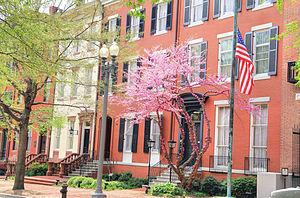 Jackson Place - Jackson Place in Lafayette Square