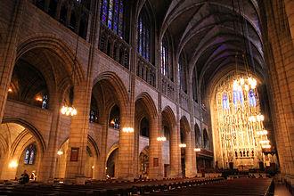 Saint Thomas Church (Manhattan) - Interior, 2013