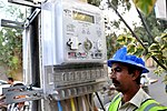 USAID Installs Automatic Meter Reading (AMR) for MEPCO's Domestic Consumers (15971859981).jpg