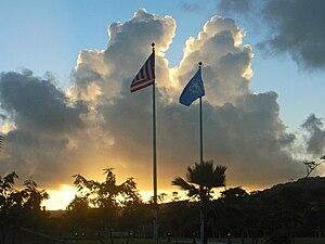 American Memorial Park, Saipan