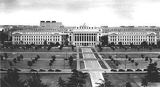 Jamie L. Whitten Building - Image: USDA1web