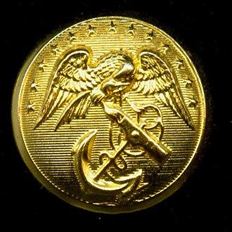 United States Marine Corps History Division - Image: USMC old EGA button