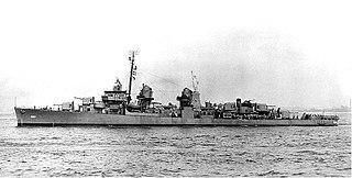 USS <i>Chauncey</i> (DD-667)