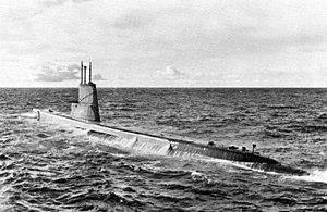 USS Chopper (SS-342) off South America 1968.jpg
