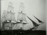 File:USS Constellation naval drill in 1900.ogv