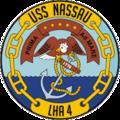 USS Nassau COA.png