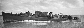 USS PGM-5 - Image: USS PGM 5