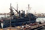 USS Yosemite (AD-19) in the Persian Gulf 1991.JPEG