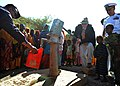 US Ambassador to Ethopia Pumps Water In New Well DVIDS347722.jpg