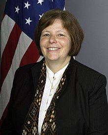 US Ambassador to Federated States of Micronesia Dorothea-Maria Rosen.jpg