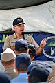 US Navy 030516-N-2383B-066 Adm. Vern Clark, Chief of Naval Operations (CNO), speaks to the crew of USS Salt Lake City (SSN 716).jpg