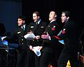 US Navy 091204-N-5508A-159 Members of the Navy Sea Chanters sing their comedy version of.jpg