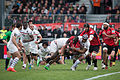US Oyonnax vs. Stade Toulousain, 19th April 2014 (12).jpg