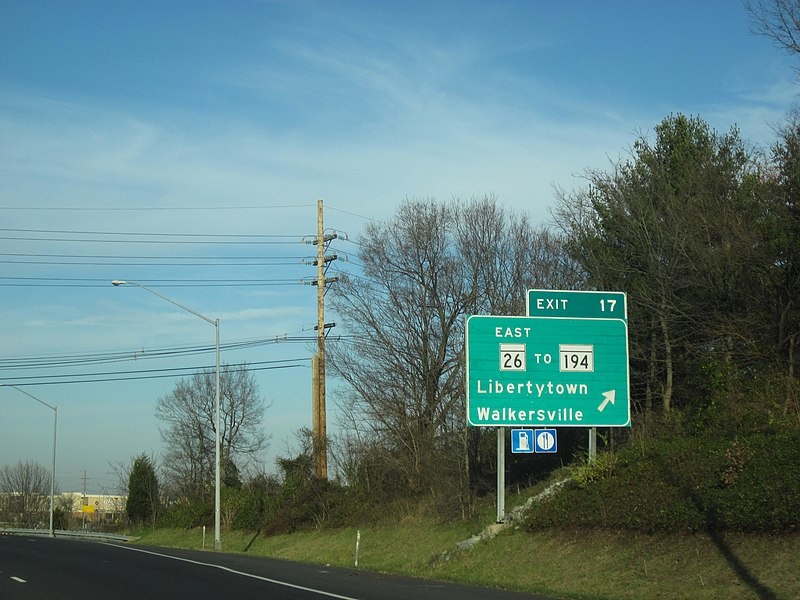 File:US Route 15 - Maryland (6496406955).jpg