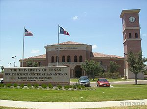 University of Texas Health Science Center at San Antonio - UTHSCSA campus in Laredo, Texas