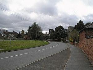 Uffington, Shropshire - Image: Uffington 01