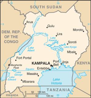 2017 Uganda Marburg virus outbreak