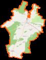 Ujście (gmina) location map.png