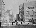 Ulica Żelazna przy al. Świerczewskiego w Warszawie ok. 1971.jpg