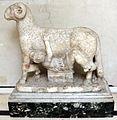 Ulisse fugge sotto una pecora di polifemo, I-II secolo ca.jpg